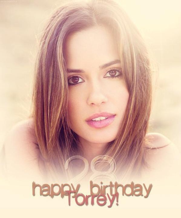 Happy Birthday Torrey! With love from Russia