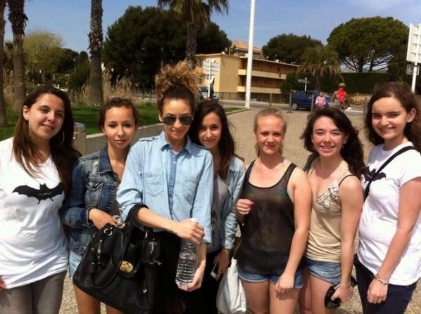 Danielle en France