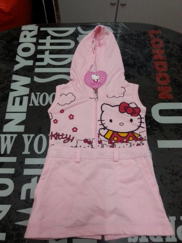 robe hello kitty 20 euros