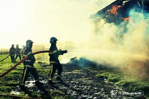 incendie exploitation agricole