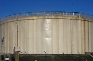 fausse alerte incendie au dépôt pétrolier