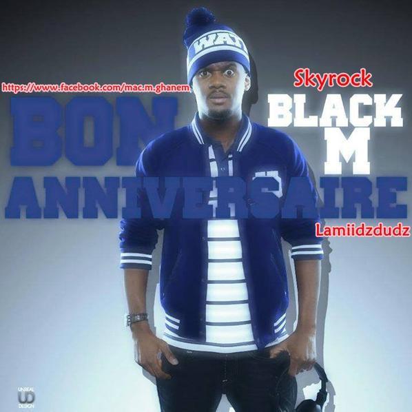 Un Wati Bon Anniversaire à Black M !