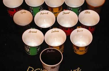 Les faïences, porcelaines (voir les 5 photos)