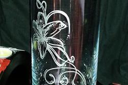 Les vases, carafes (voir les 8 photos)