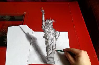 Les dessins fait main (voir les 8 photos)