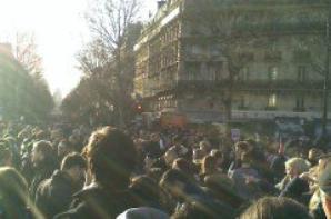 Les photos de la manifestation pour l'égalité à Paris ce 27 janvier 2013