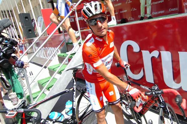 Tour d'Espagne 2012 / 4eme et 5eme étape :