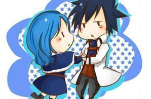 Couples Fairy Tail préférés ^^