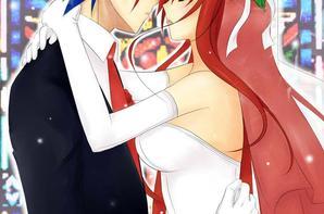 Les couples de Fairy Tail vue par la majorité des gens et Mashima-sama !