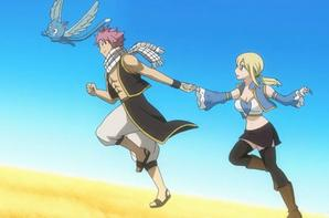 Fairy Tail épisode 198 NaLuuuuuuu ♥