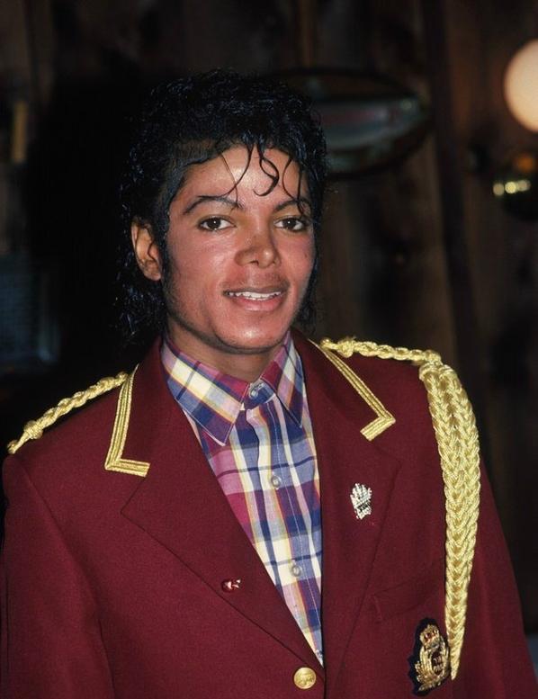Michael s'est inspiré de cette veste pour faire certains de ses costumes