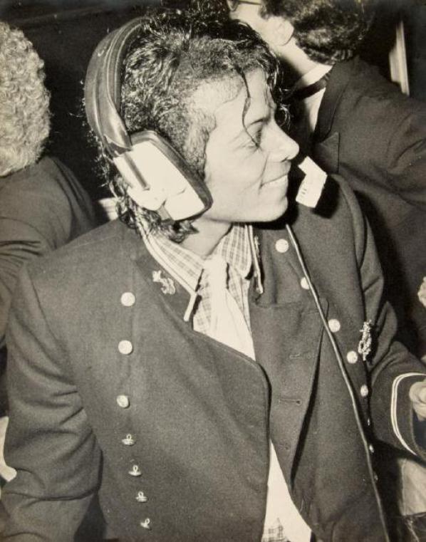 Michael Jackson est DJ le temps d'une soirée dans une boîte de nuit à New-York