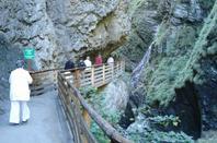Les chutes de Krimml