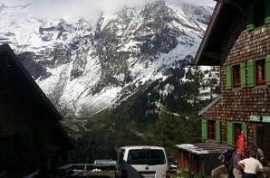 Les alpages...Autriche