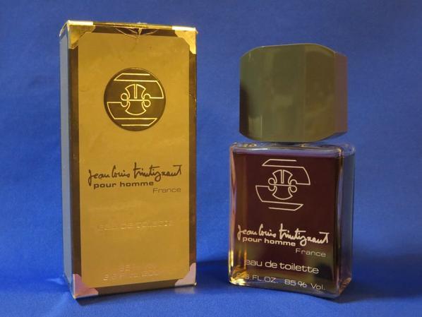 ✿ Trintignant Jean Louis - parfum de stars ✿