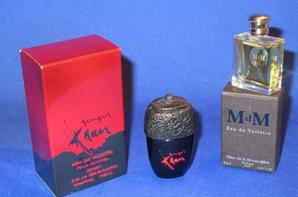 ✿ Morandière (Marc de la) - ses fragrances ✿