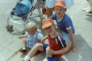 Mes frères et moi plus jeune