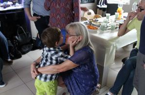 Anniversaire Matthéo 4 ans