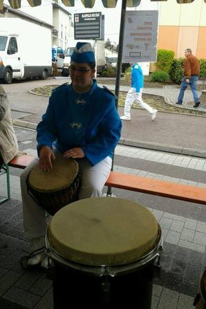 Passion percussions