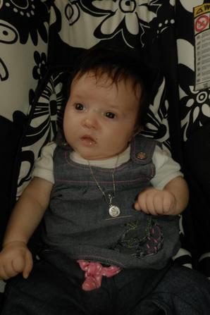ma petite fille éliana