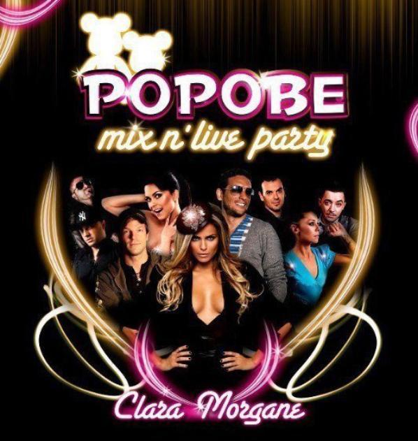 2012. Popobe Tour