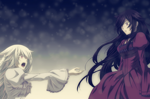 pandora hearts : alice x the rabbit