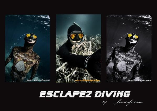 Esclapez Diving !