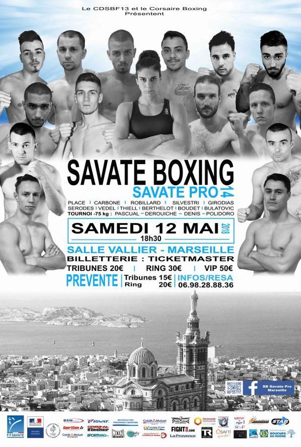 SAVATE BOXING 14