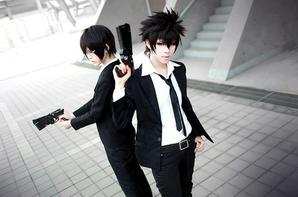 Cosplay Psycho-pass