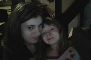 moi et ma petite puce