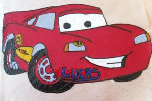 Cars personnalisé (Lucas)