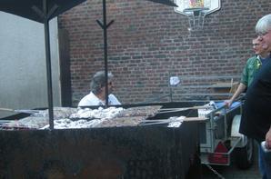 Quelques photos de notre Barbecue 2013