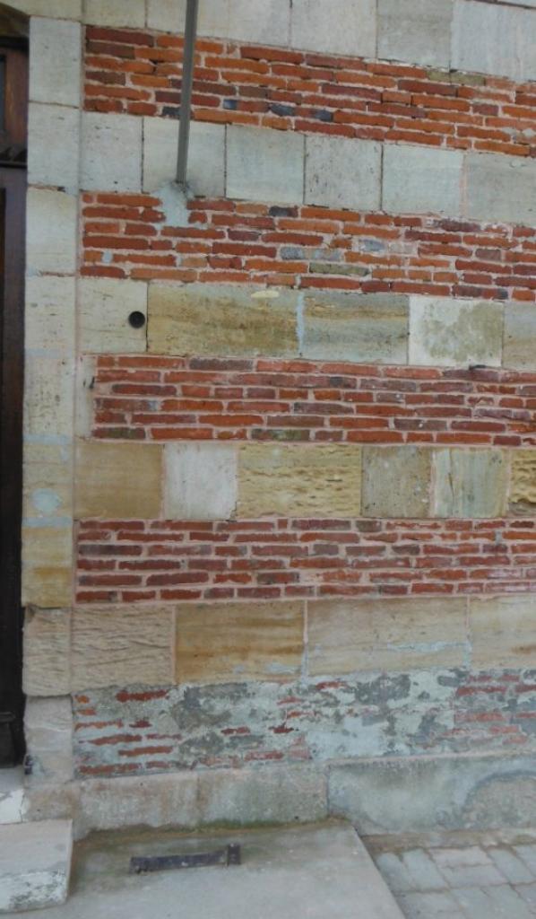 Réparation de mur