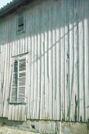 Un style de constructions en Argonne...