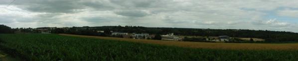 Promenade sur Sainte Ménéhould...