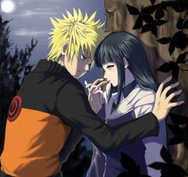 Mon couple préféré naru/hina