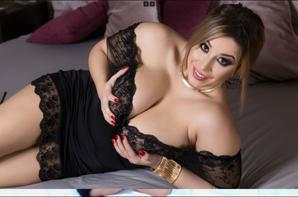 BustyEveline pour les amoureux des gros seins naturels