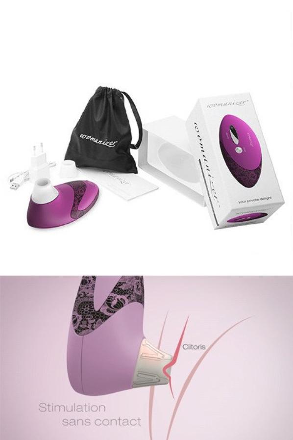 Stimulateur de Clitoris