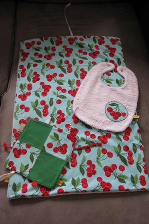 Couture pour bébé à naître