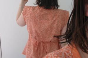 Couture.... d'août 2013 !