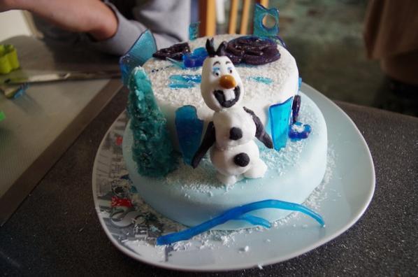 Encore un Frozen !