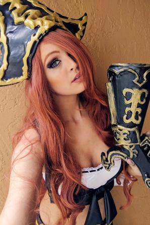 Cosplay de Miss Fortune (League of Legends)