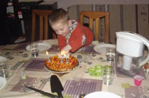 anniversaire de yan 3 ans