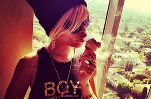 Rihanna PRADA