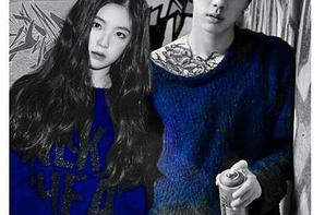 Jin x Irene forme super beau couple