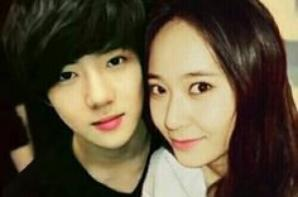 Sehun X Krystal  vous feriez un super beau couple
