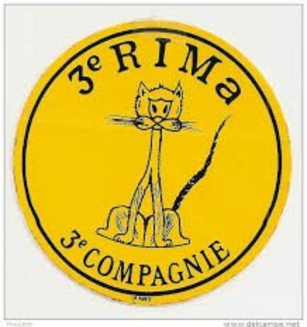 3e RIMa - 3e compagnie - 2e section