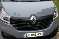 "Trafic Combi Renault 9 places ""tout neuf"" pour le BOXING CLUB ACADEMY !"