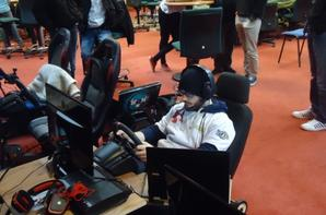 GTBE in Action in Drivers Arena