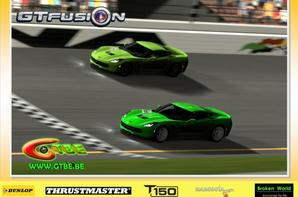 GTBE Team At GTfusion Round 2